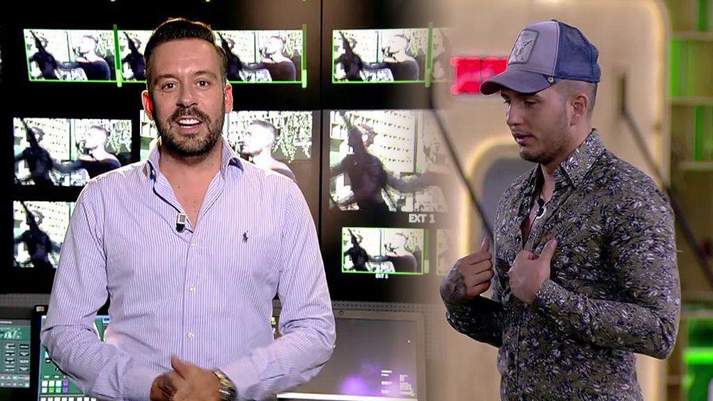 Las primeras horas de Omar Montes en 'GH VIP': Cae bien a todos los concursantes y no sabe si está enamorado de Chabelita