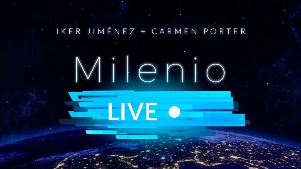 El 'universo' de Iker Jiménez, ahora en vídeo y en directo con 'Milenio Live'