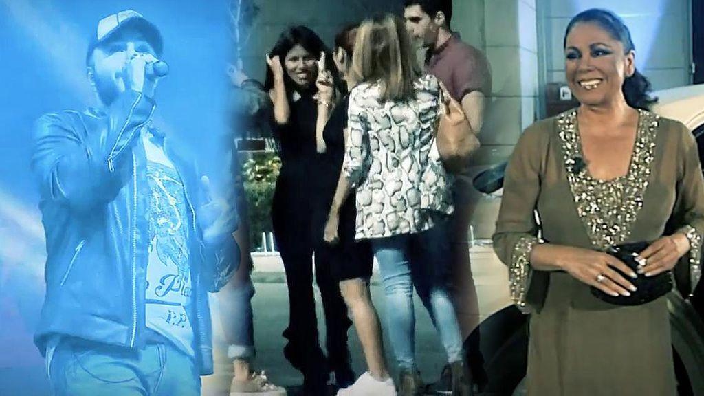 Descubrimos qué hacían los Pantoja cuando Chabelita fue expulsada de 'GH VIP'