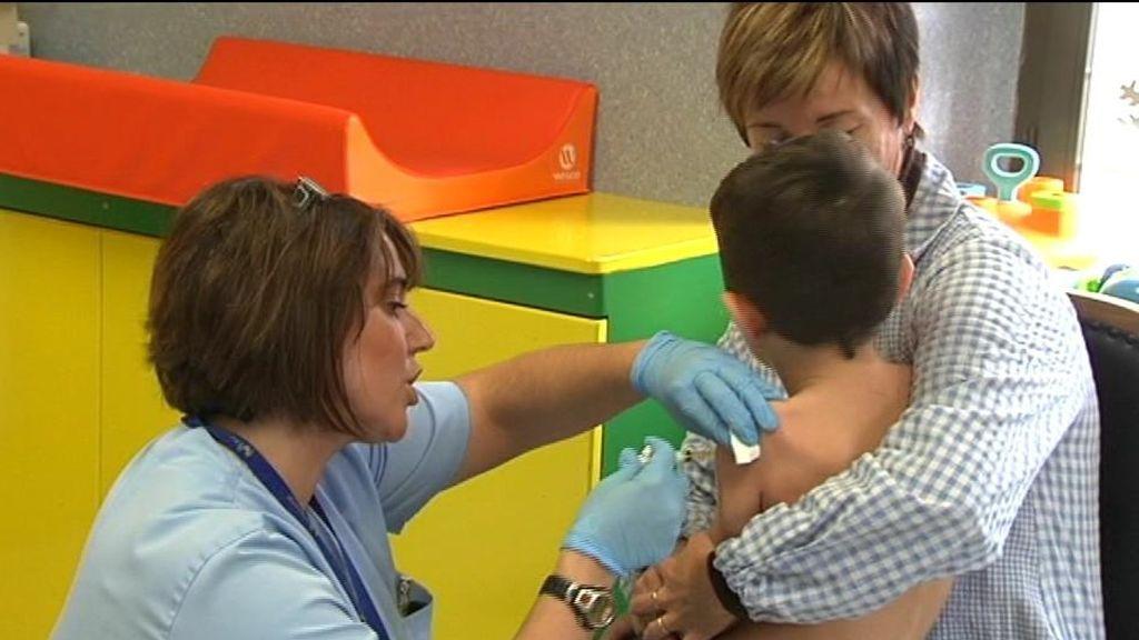 Cada vez hay menos pediatras en los centros de salud