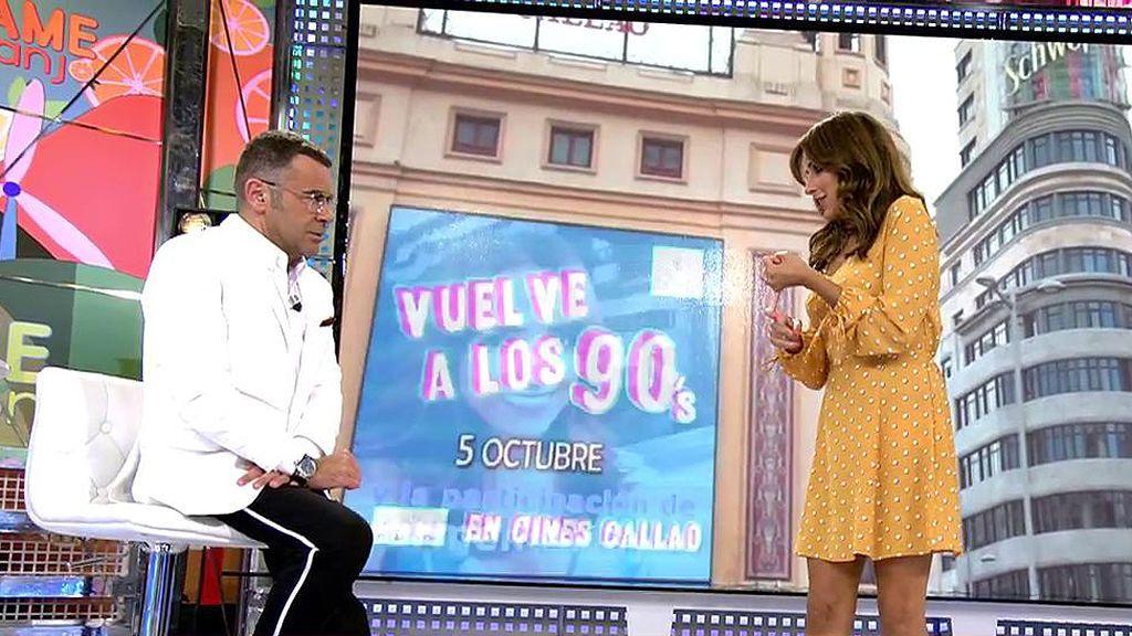 Carmen Alcayde: presentadora, colaboradora y ¡monologuista!