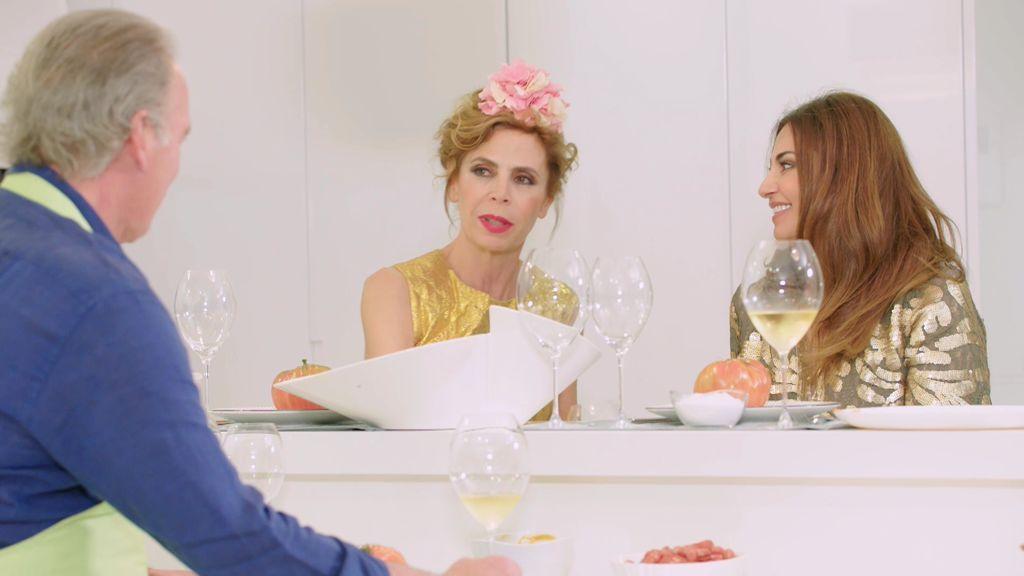 """Ágatha Ruiz de la Prada habla de su cambio de peso y su nueva vida: """"Odio cenar con mujeres"""""""