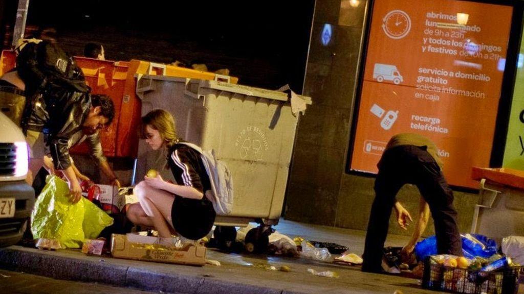 """El drama de la pobreza: """"La crisis deja una huella subjetiva que incapacita en términos de autoestima"""""""