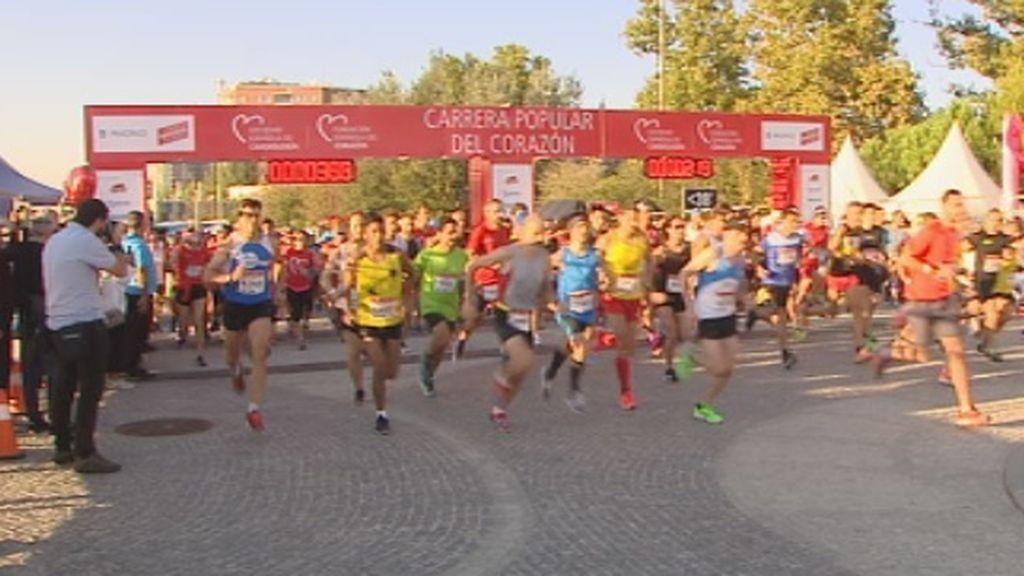 Mediaset se une a la Carrera del Corazón en el Día Mundial del Corazón