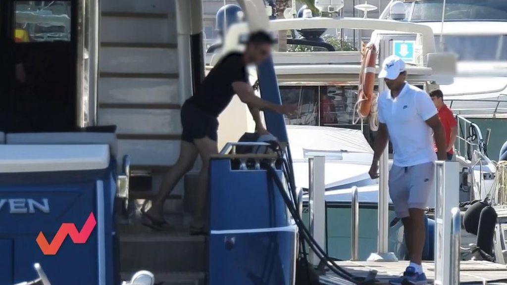 Garrido rastrea Ibiza para cazar a Rafa Nadal: ¡menudo paparazzi!