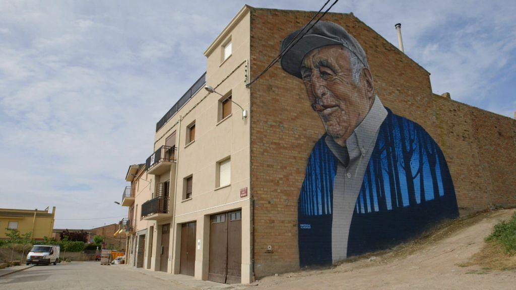 Penelles, el pueblo donde hay más grafitis y murales que calles: Las grandes obras de arte urbano