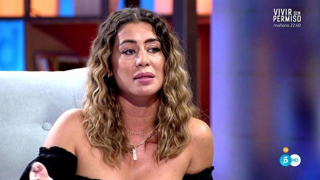 Elena Tablada, al desnudo: Cuenta que tiene una hermana secreta y lanza un recadito a Bisbal