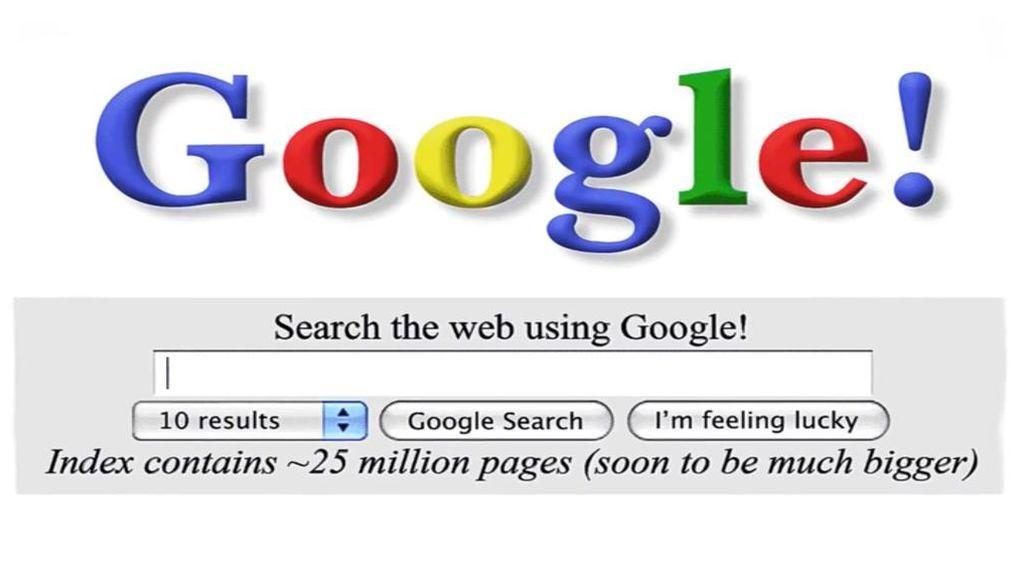 Google: 20 años de la llave de Internet