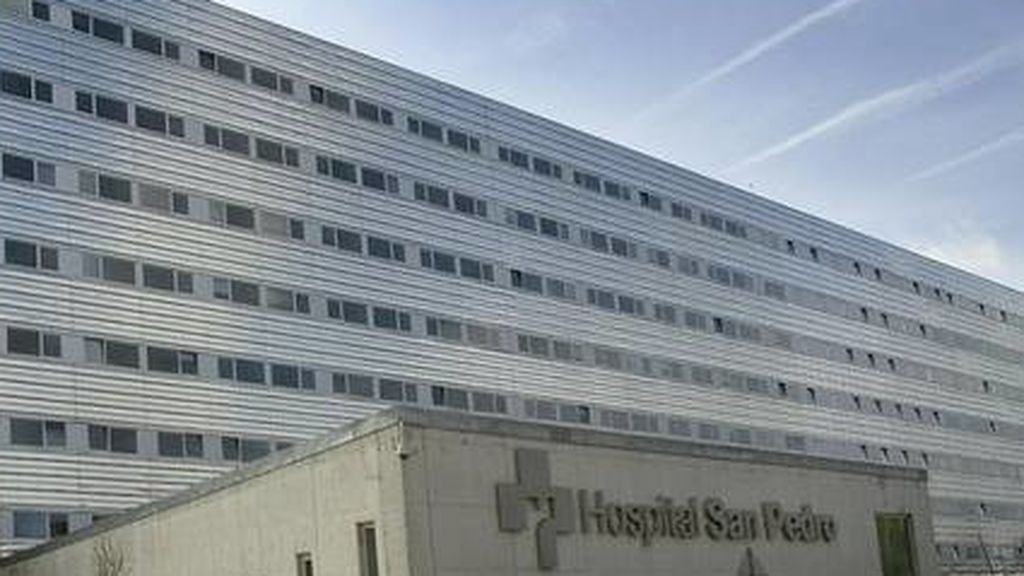 Un paciente le rompe la nariz a una auxiliar de Urgencias del Hospital San Pedro de Logroño