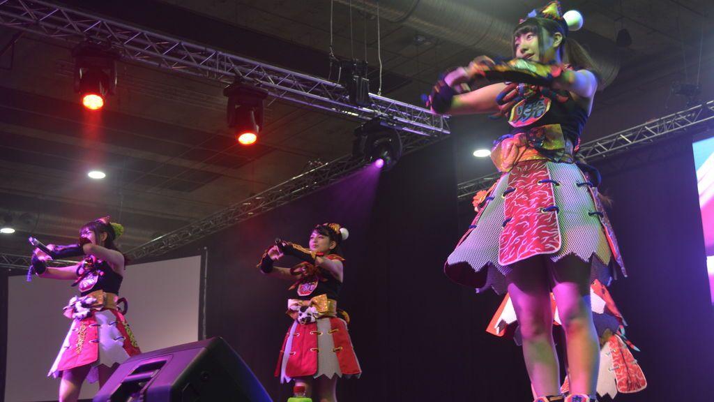 Actuación Watusa