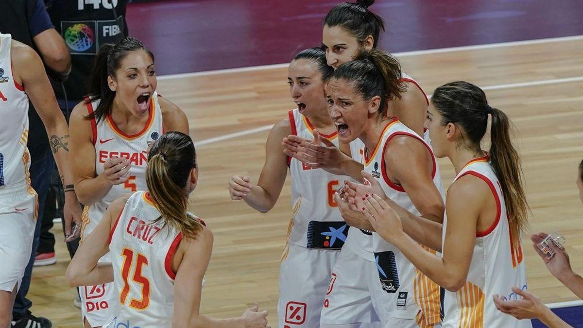 España se hace con el bronce en el Mundial de baloncesto
