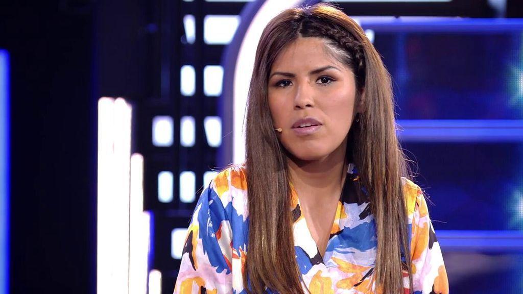 """Isa Pantoja opina sobre la llamada de su madre a 'Sálvame': """"No he querido hablar con Dulce"""""""