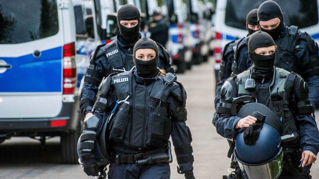 Detenidos seis presuntos terroristas de extrema derecha en Alemania