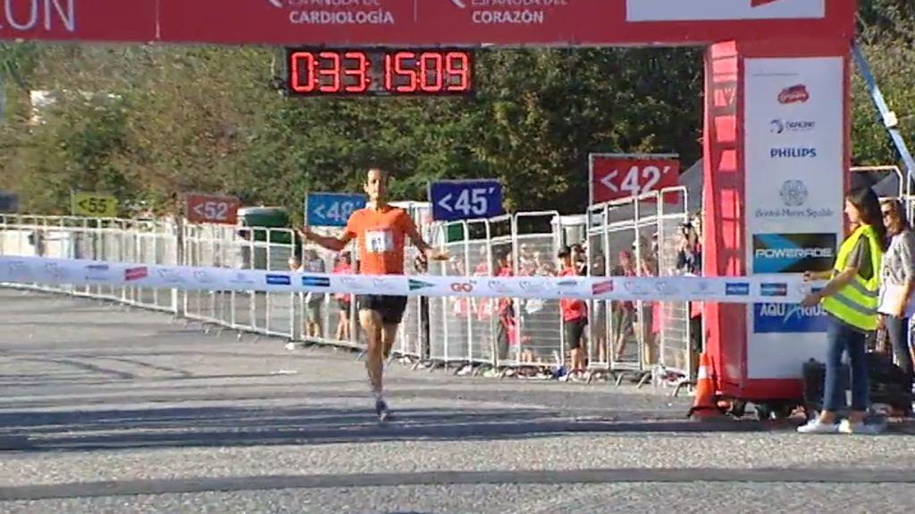 4.000 runners  en la IX Carrera Del Corazón