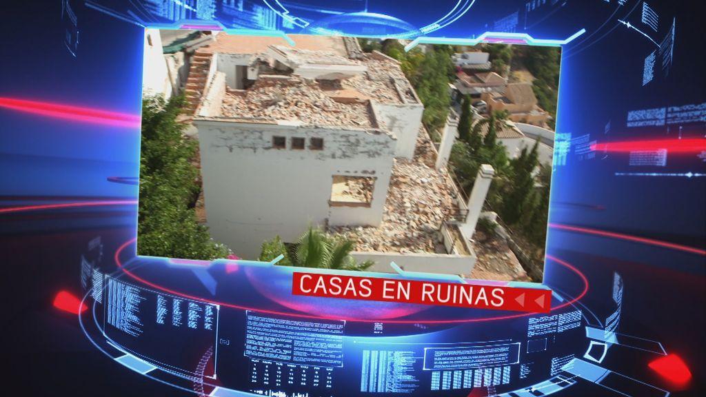 Casas en ruinas 1