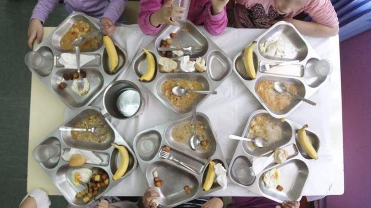 ¿Cuánto cuesta el comedor escolar dependiendo de la Comunidad Autónoma?
