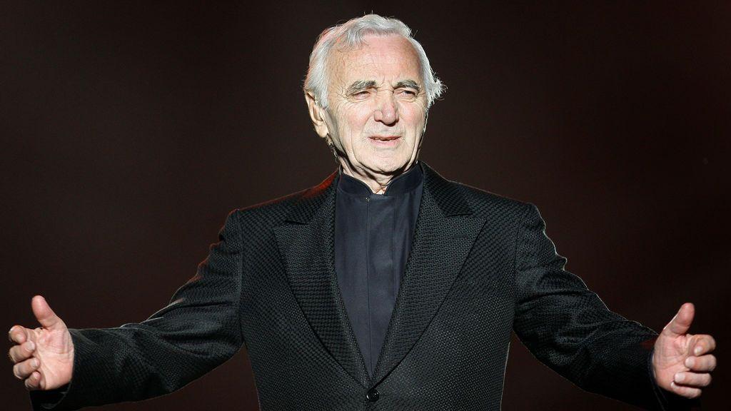 Fallece el cantante Charles Aznavour a los 94 años
