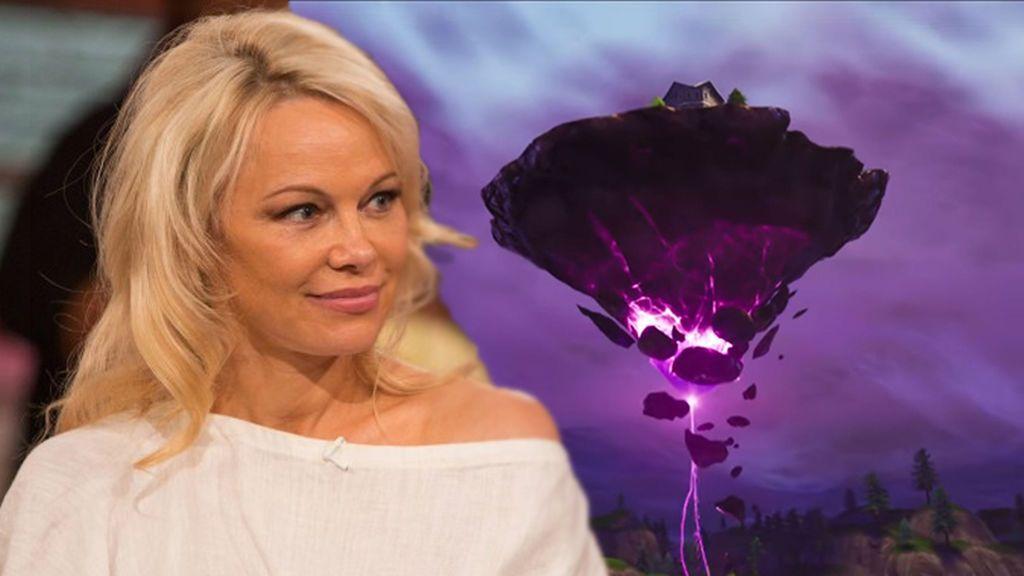Pamela Anderson culpa a 'Fornite' de que los hombres practiquen menos sexo