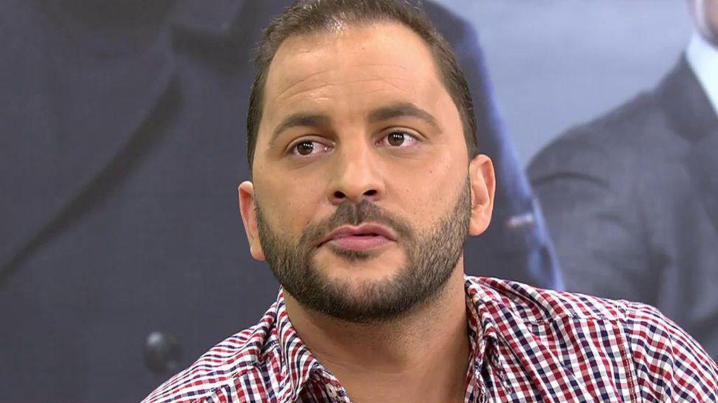 """Antonio Tejado: """"María del Monte ha llorado muchísimo por Chabelita, era como su hija"""""""