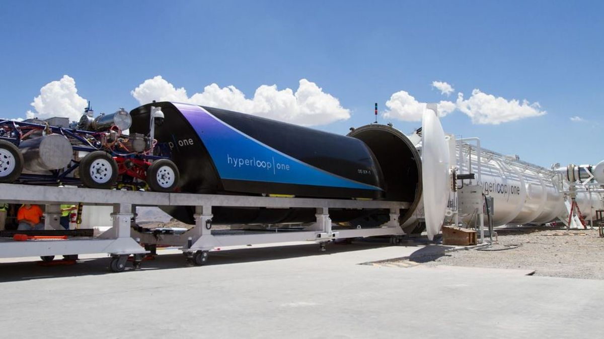 Cádiz albergará la presentación mundial de Hyperloop