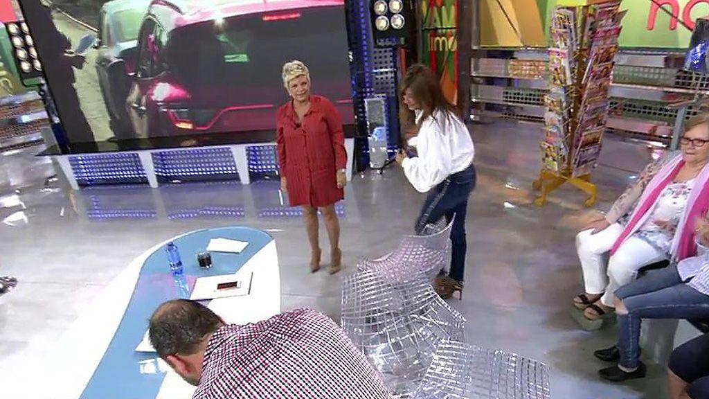 """Un comentario machista de Antonio Tejado acaba con la paciencia de Terelu: """"¡Pide perdón!"""""""