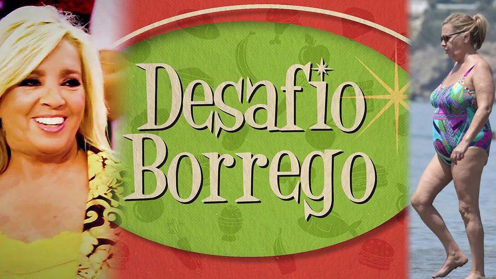 Carmen se despide de su imagen para dar un cambio de 180º: ¡Empieza el desafío Borrego!