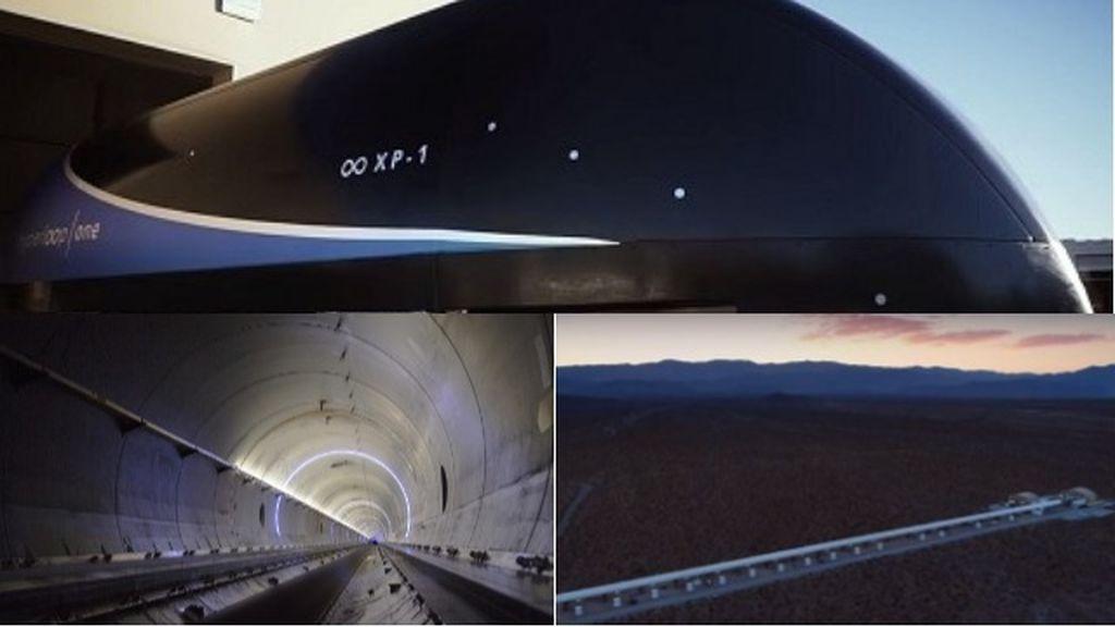 Hyperloop: las principales dudas sobre el 'tren del futuro'