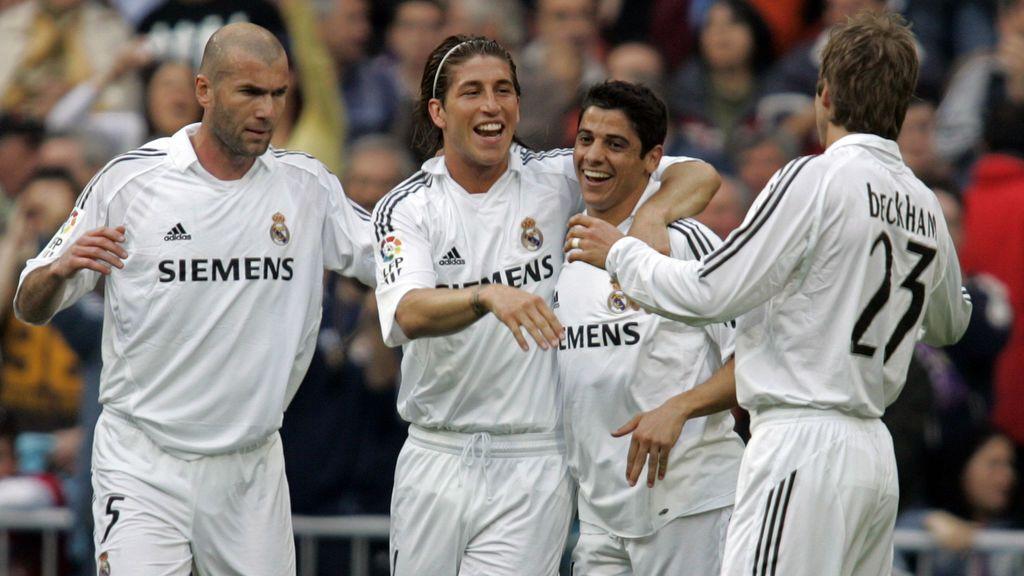 Cicinho se gastó 25.000 euros en la tienda de Beckham durante su etapa en el Real Madrid