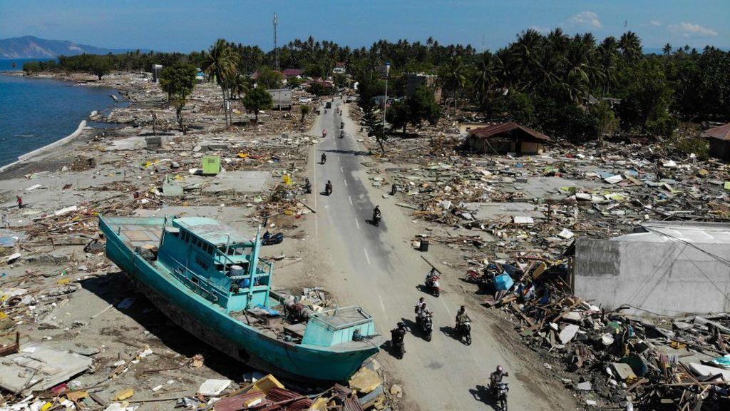 El terremoto de Indonesia activa por primera vez el Comité de Emergencia.