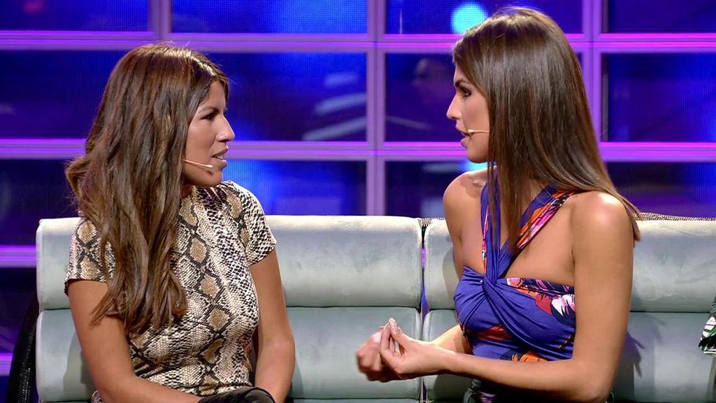 """¡Del odio al amor! Sofía aconseja a Isa (momento 'amis'): """"Valórate, porque Omar no te quiere para nada"""""""