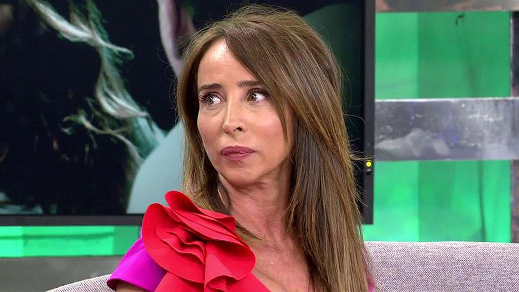 """María Patiño homenajea a los Pantoja: """"Vengo vestida de Cantora"""""""