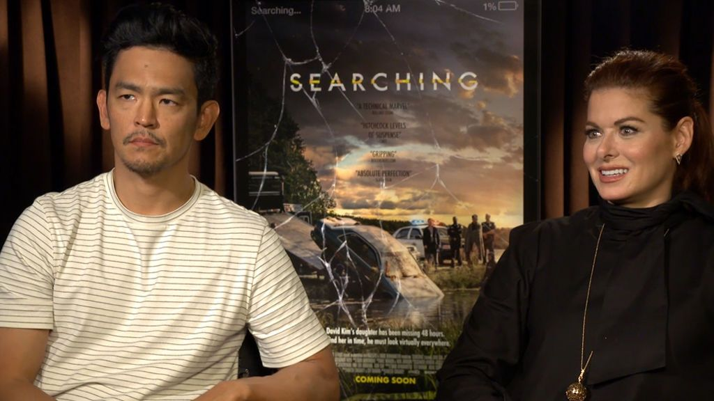 """John Cho: """"No sé si haría algo ilegal por ayudar a mi hija"""""""