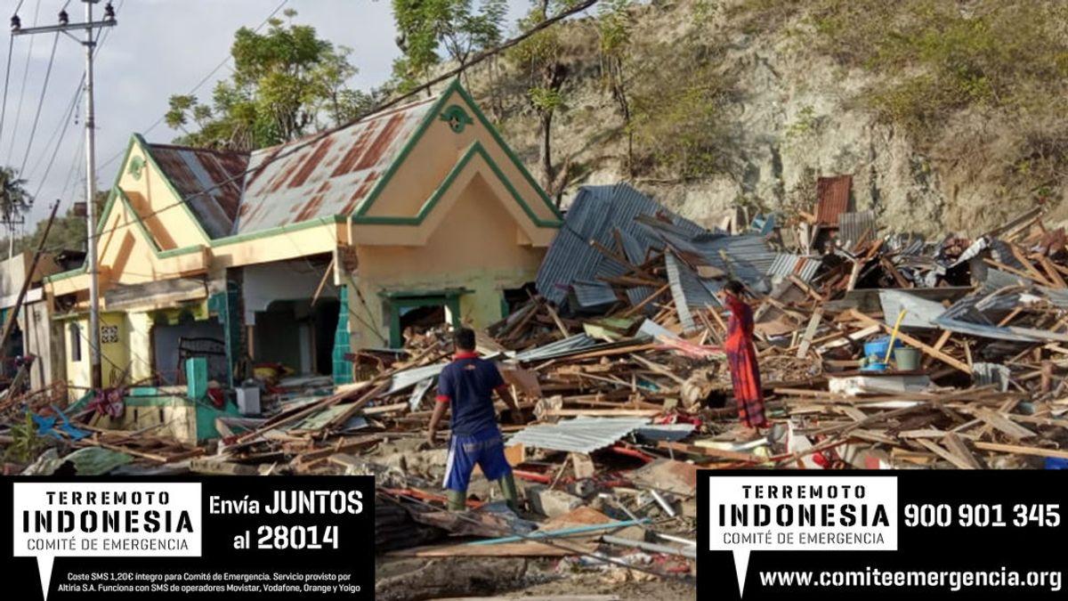 Mediaset España colabora como 'altavoz' de solidaridad frente al  terremoto en Indonesia