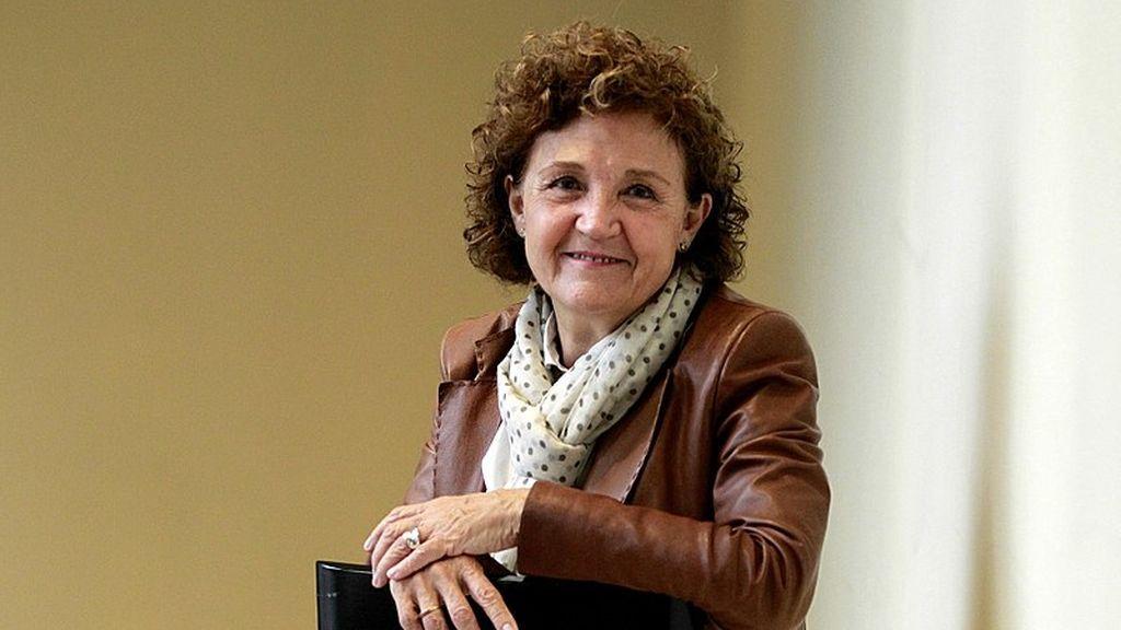 Carmen Caffarel, cesada de su cargo en Telemadrid.
