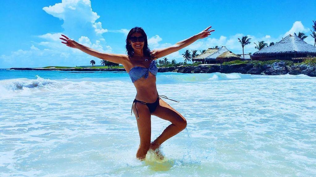 Santorini, Lisboa, Sevilla, Miami y República Dominicana: María José Suárez pone fin a su verano más completo