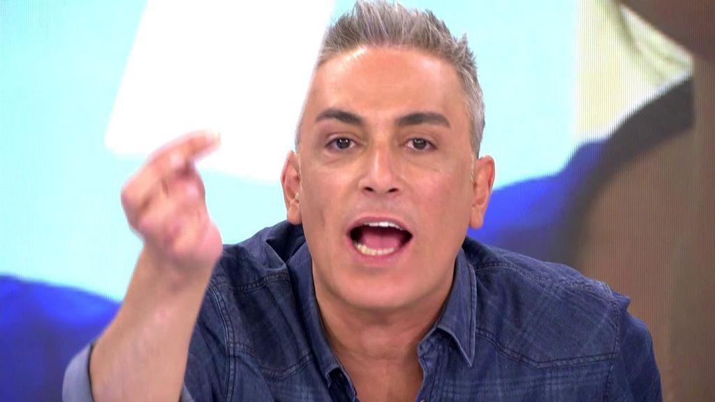"""Mª José Campanario manda pagar un juicio a Kiko Hernández y él responde: """"¡Te toca pagar a ti!"""""""