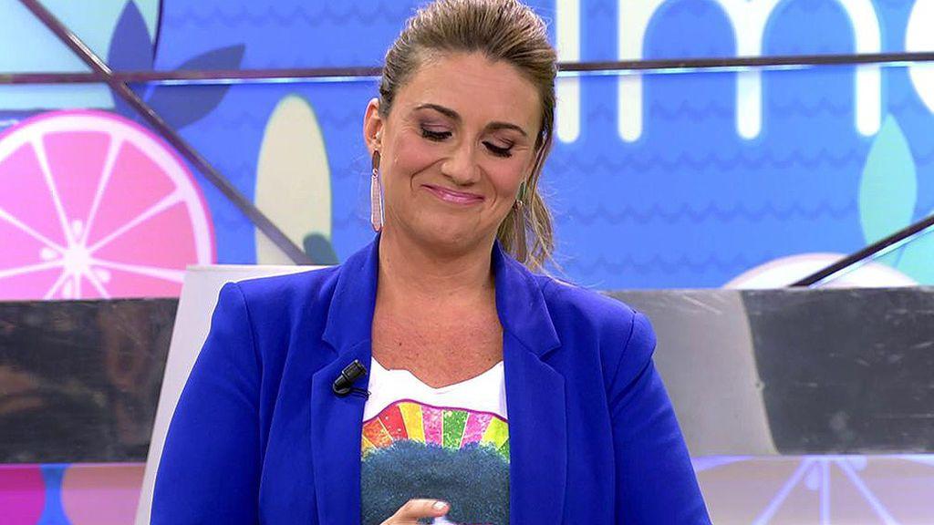 Carlota Corredera cuenta emocionada el motivo de su ausencia: se ha sometido a una intervención para extirpar un quiste