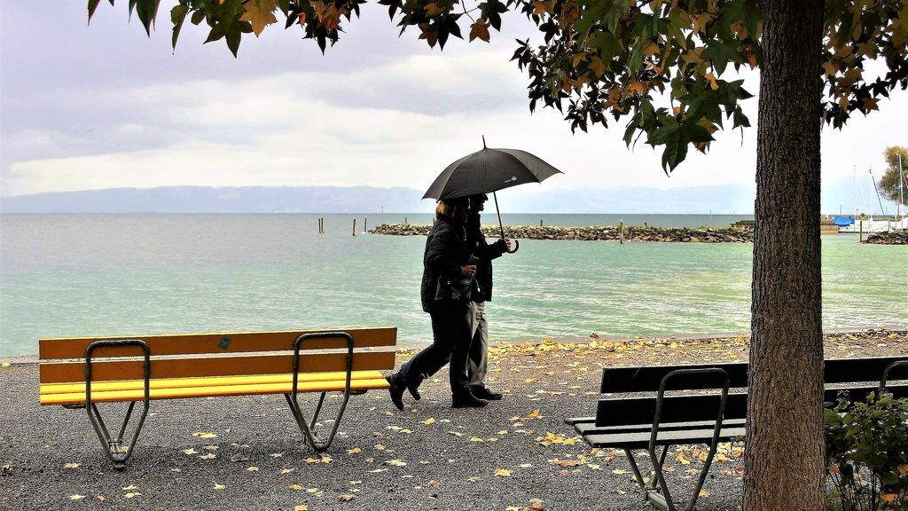 Primer fin de semana octubre: el otoño ha llegado para quedarse