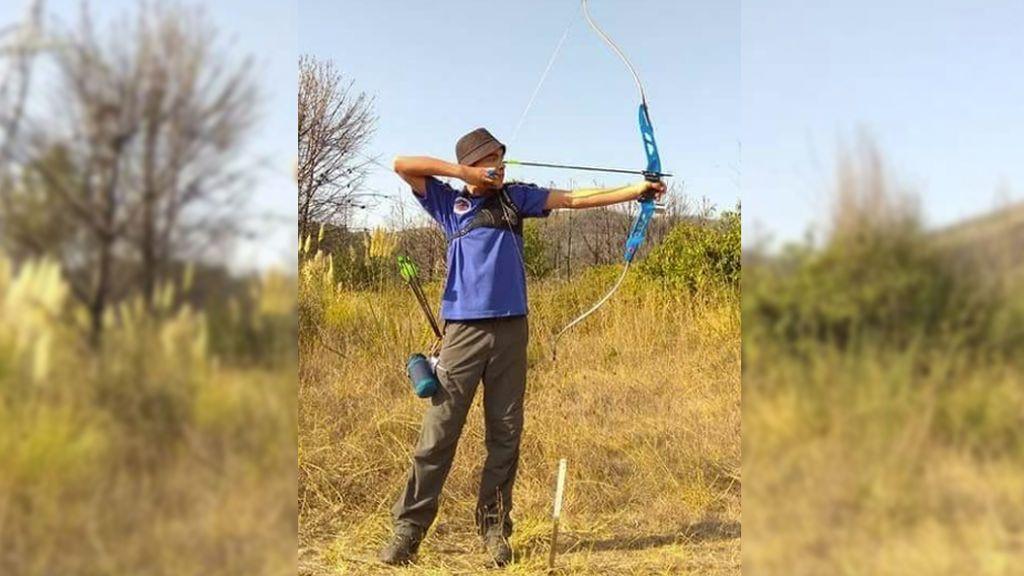 Queda campeón de tiro con arco sub14 y tiene autismo: la historia de superación de Adrián Milla