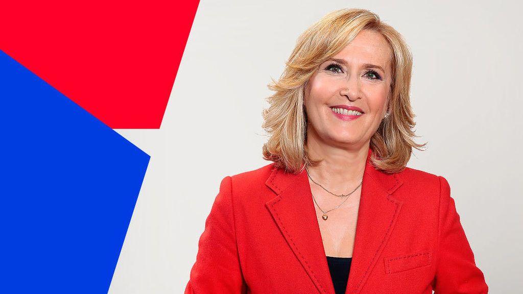 Nieves Herero, presentadora de Madrid Directo en Onda Madrid.
