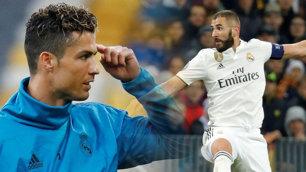 Alerta de gol en el Real Madrid: hacía 11 años que no encadenaba tres partidos sin marcar