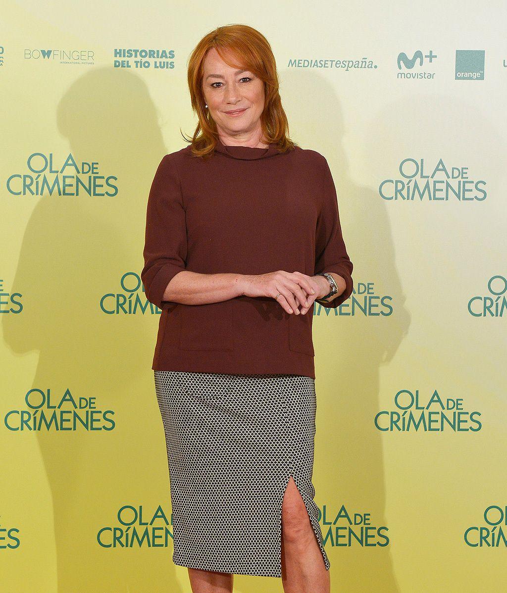 Presentación 'Ola de crímenes' en Madrid