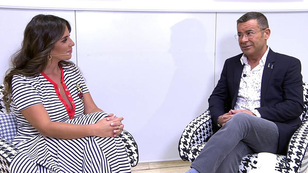 "Anabel Pantoja vuelve a 'Sálvame' : ""Nadie de mi familia me ha prohibido venir"""