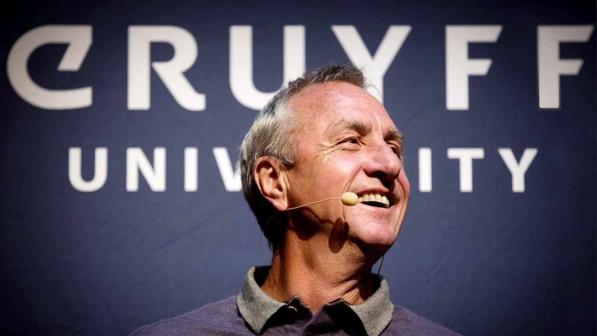 """La reflexión de Johan Cruyff en contra del VAR hace 16 años: """"No tiene sentido"""""""