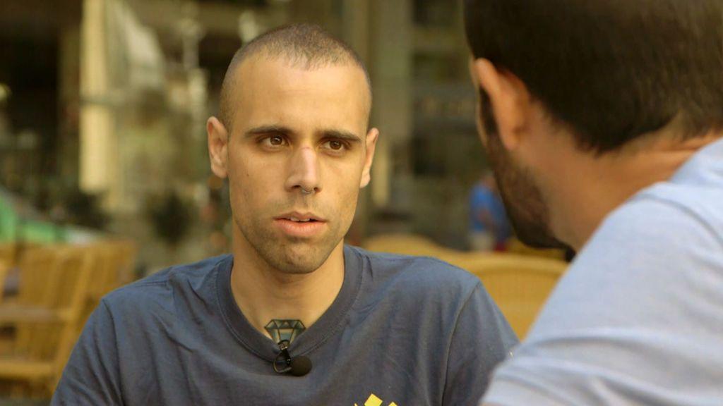 """Víctor: """"Fui  despedido por organizar una plataforma que luchaba por los derechos de los trabajadores"""""""
