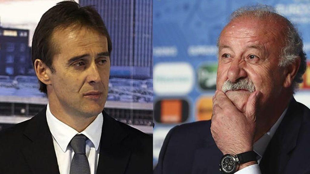 Lopetegui, contra la maldición: ningún entrenador español tras Del Bosque ha ganado título ni completado temporada