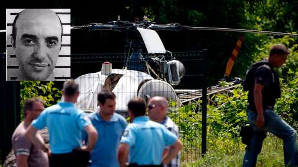 Redoine Faïd, el gánster más buscado de Francia, 'cazado' en Versailles