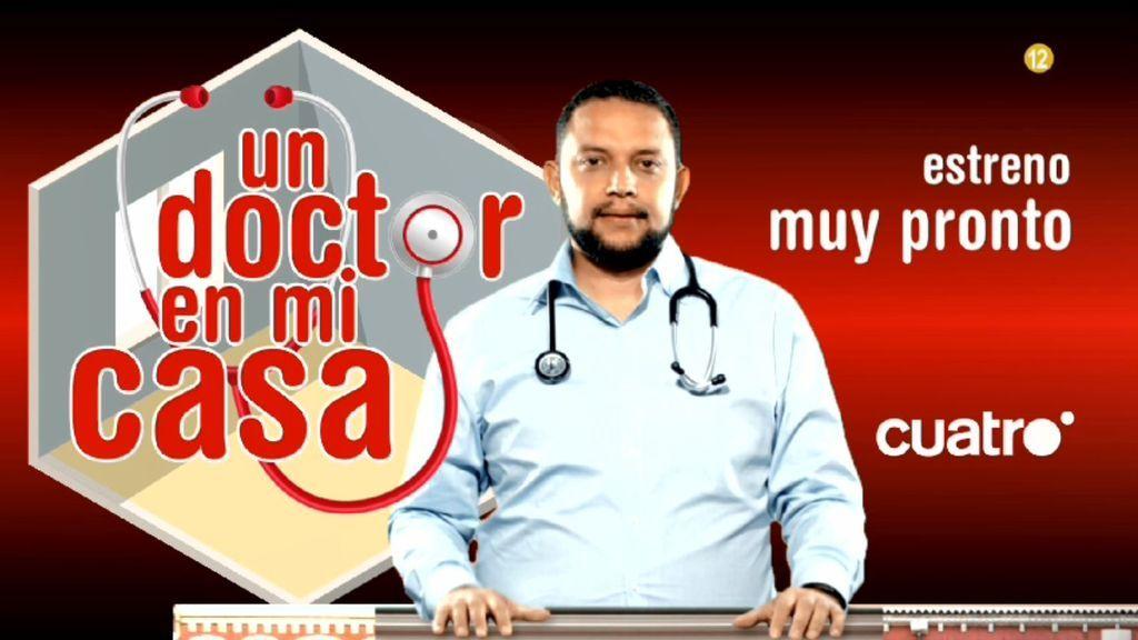 'Un doctor en mi casa' llega muy pronto: descubre el estrés y los riesgos de ser médico