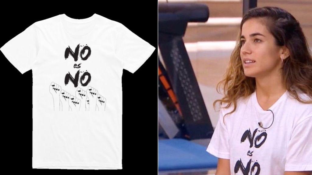 Hablamos con #EstaEsNuestraManada, los creadores de la camiseta '#NoesNo' de la que todo el mundo habla