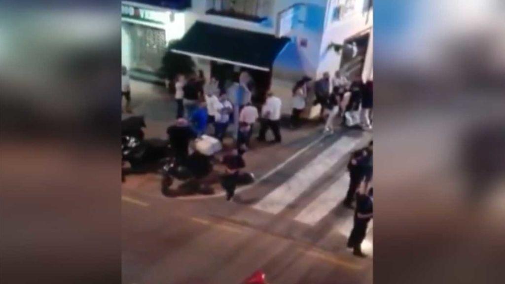 Investigan el secuestro de un hombre en Estepona mientras cenaba en un restaurante